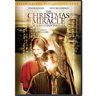 The Christmas Miracle Of Jonathan Toomey [DVD]