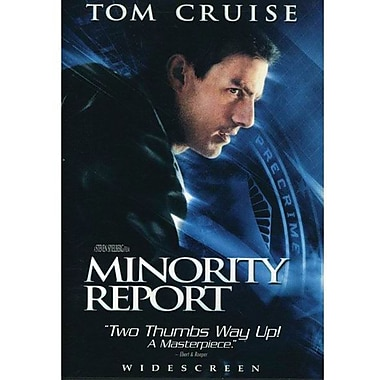 Minority Report (Wide Screen) [2-Disc DVD]