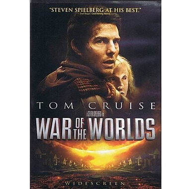 War Of The Worlds (Wide Screen) [DVD]