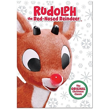 Rudolph The Red Nosed Reindeer The Original Christmas Classic [DVD]