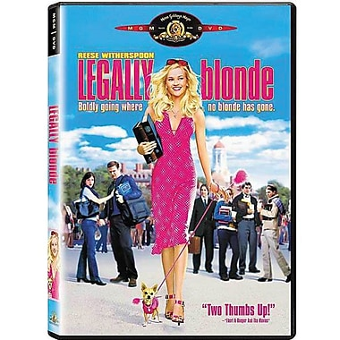 Legally Blonde (Wide Screen) [DVD]