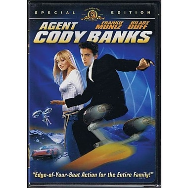 Agent Cody Banks [DVD]