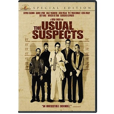 The Usual Suspects [DVD]