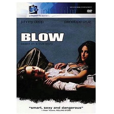 Blow (Wide Screen) [DVD]