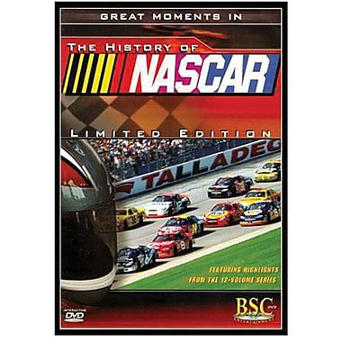 Great Moments In The History Of Nascar [DVD]
