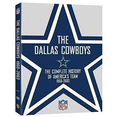 NFL The Dallas Cowboys [2-Disc DVD]