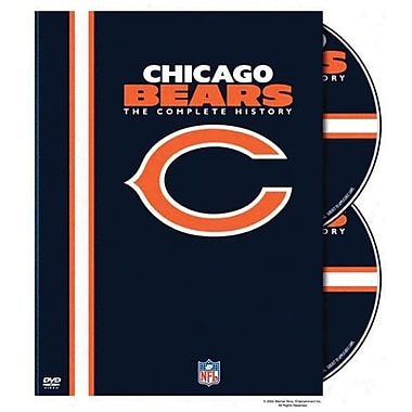 NFL History Of The Chicago Bears [2-Disc DVD]