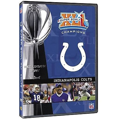 NFL Super Bowl XLI Indianapolis Colts Championship [DVD]