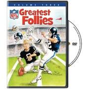 NFL Greatest Follies Vol. 3 [DVD]