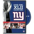 NFL Super Bowl XLII New York Giants Championship [DVD]