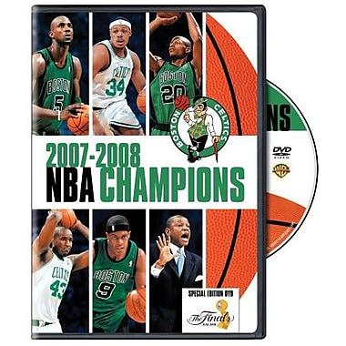 NBA Champions 2007 - 2008 [DVD]