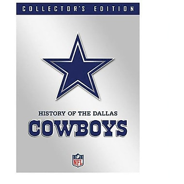 NFL History Of The Dallas Cowboys [2-Disc DVD]