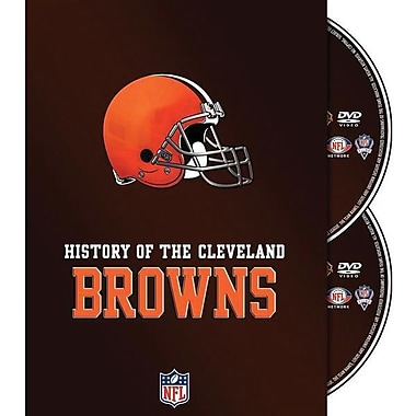 NFL History Of The Cleveland Browns [2-Disc DVD]