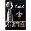 NFL Super Bowl XLIV Champions New Orleans Saints [DVD]