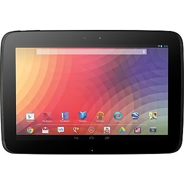 Google™ Nexus 10 Tablet