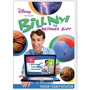 Bill Nye the Science Guy: Human Transportation [DVD]