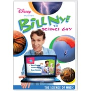 Bill Nye the Science Guy: Science of Music [DVD]