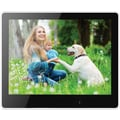 Viewsonic 8in. VFM820-50 UltraSlim Digital Photo Frame, Black