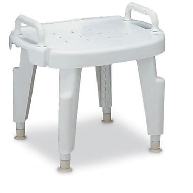 Guardian® Composite Bath Benches without Backs, 300 lb, 2/Pack