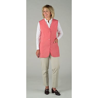 Medline Ladies Vests, Volunteer Pink, Medium