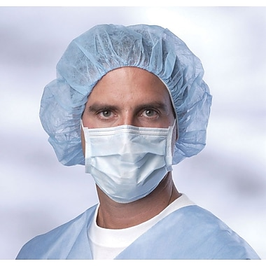 Medline Tissue Basic Procedure Face Masks with Earloops