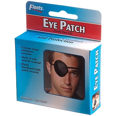 Apothecary Products Sterile Eye Pads, Adult, 6/Pack