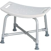 Guardian® Bariatric Bath Benches without Backs, 550 lb