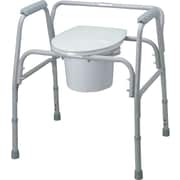 Medline Bariatric Commode Seat and Lids, Bariatric Commodes