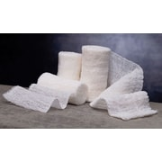 "Caring® Sterile Gauze Bandage Rolls, 4 1/9 yds L x 4 1/2"" W, 100/Pack"