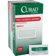 Curad ® Triple Antibiotic Ointments