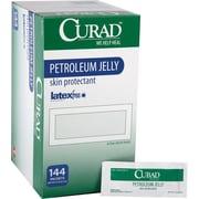 Curad® Petroleum Jelly, 1/6 oz, 144/Box