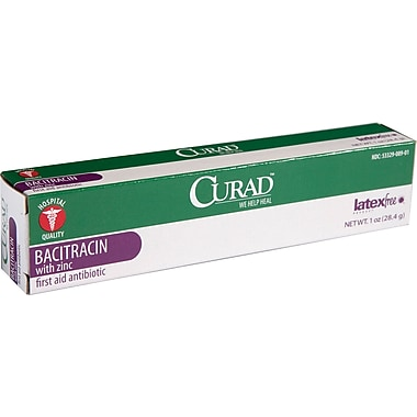 Medline Bacitracin Ointments with Zinc