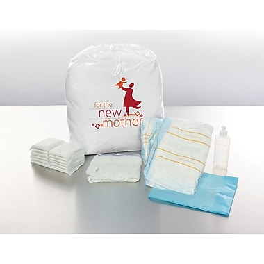 Medline Maternity Kits, Deluxe, Latex