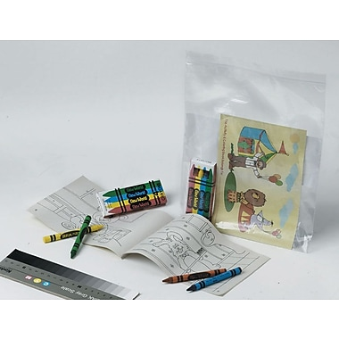 Medline Paediatric Coloring Kits, Latex