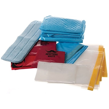 Quicksuite™ OR Clean-up Kits, Microfiber