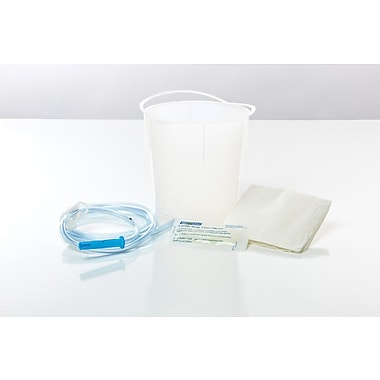 Medline Enema Set, 1500 mL, 50/Pack