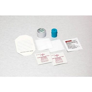 Medline IV Start Kits with Alcohol/PVP, Latex-free, Frame, 100/Pack