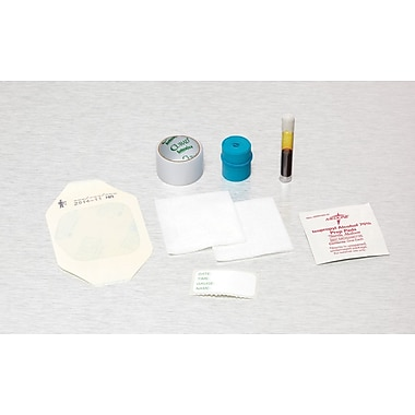 Medline IV Start Kits with Alcohol/PVP, Latex-free, Tegaderm with Individual  Change Label, 100/Pack