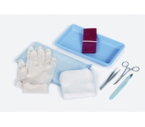 Debridement Trays