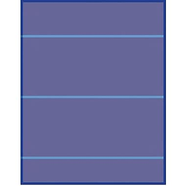 Medline Three-quarter Surgical Drape Sheets, 77in. L x 53in. W