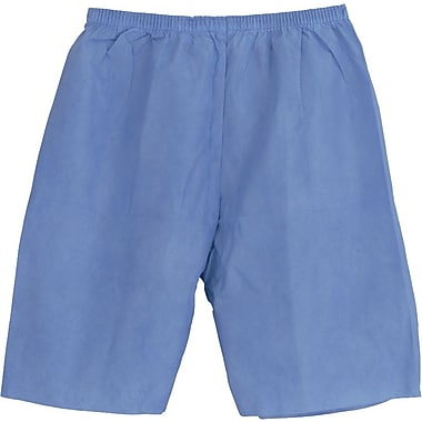 Medline Disposable Exam Shorts, Large