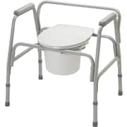 Guardian® EZ-care Extra-wide Commodes, 400 lb, 2/Pack