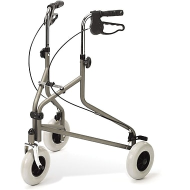 Guardian Envoy 380 Tri-wheeled Rollator, 31 3/4in. - 35 1/2in. H, 2/Pack
