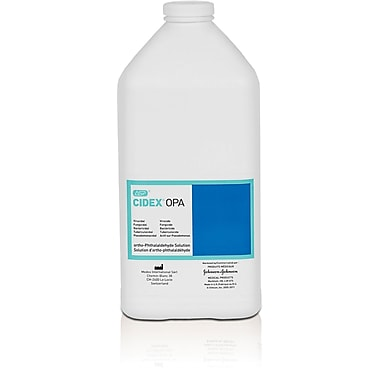 Cidex® Sterilants, 1 gal Size, 4/Pack