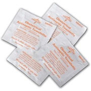 "Medline Obstetrical Cleansing Towelettes, 5"" x 7"" Size, 1000/Pack"