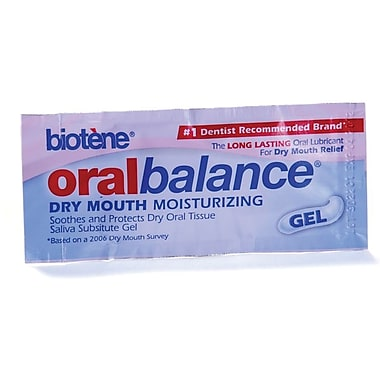 Biotene® Oralbalance® Mouth Lip Moisturizer, 1 1/2 oz, 72/Pack