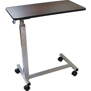 Medline MDS104015 Flush Edge U-base Overbed Tables