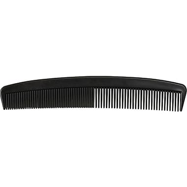 Medline Plastic Combs with Handle, 6 1/2in. L, 144/Pack