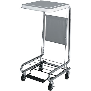 Medline Hamper Stands, 18 3/4in. L x 19 1/2in. W x 37 7/20in. H
