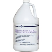 Medline MDS88000B9H Dual Enzymatic Surgical Instrument Detergent and Presoak 1 gal.